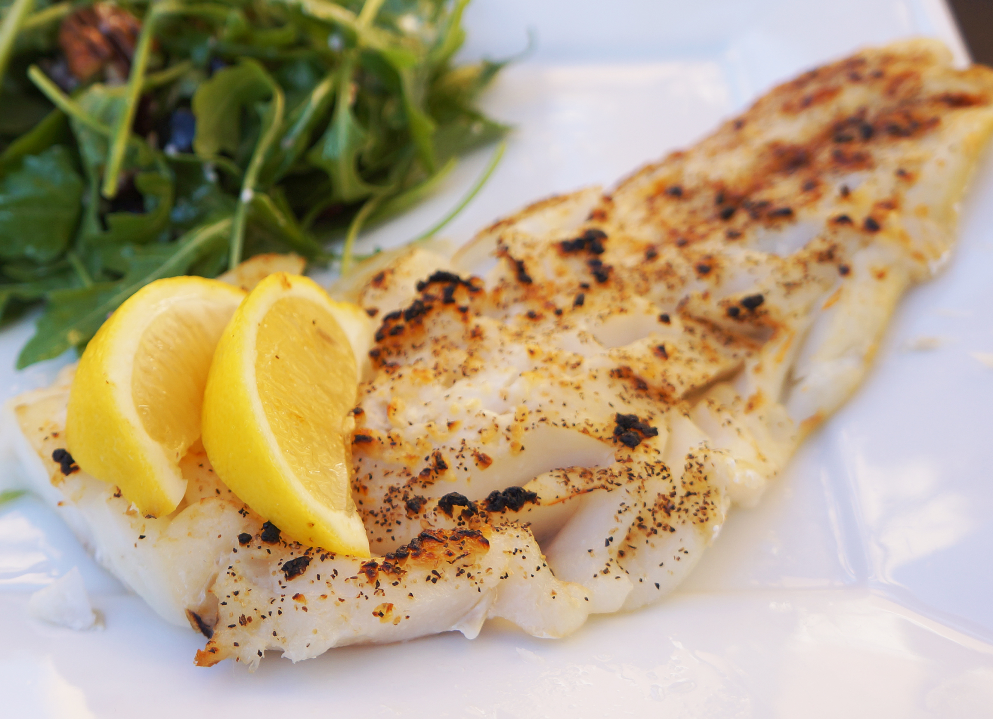 how to cook monkfish fillets oven
